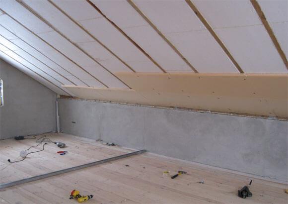 устройство шумоизоляции потолка